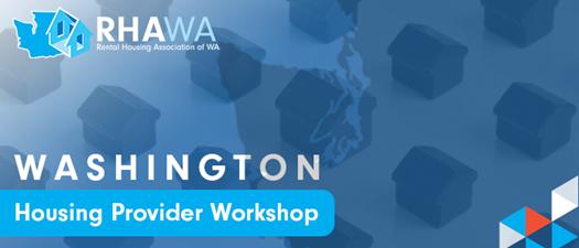 2021 Washington Housing Provider Workshop