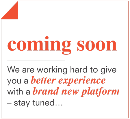 Brand new RMAP coming soon