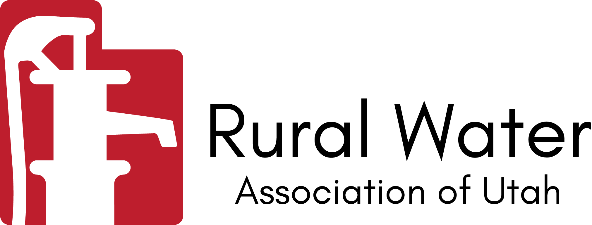 Rural Water Association of Utah Logo
