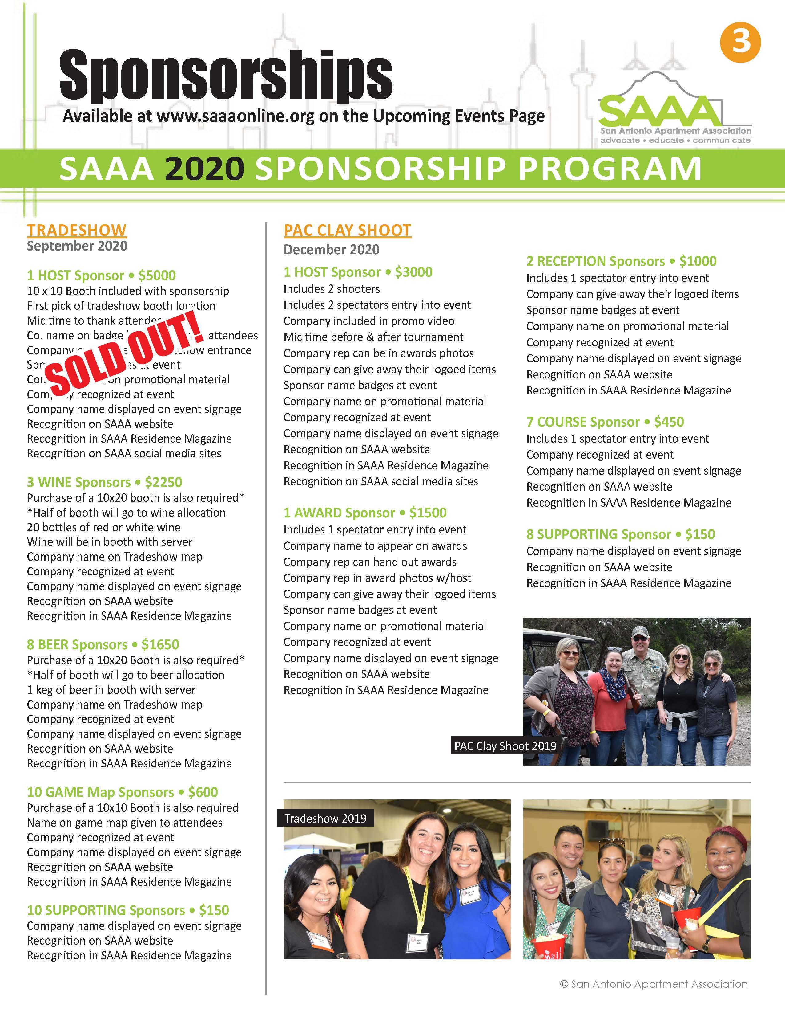 Sponsorship page 3