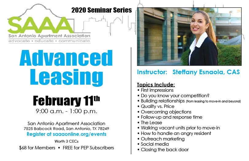 Advanced Leasing February 2020