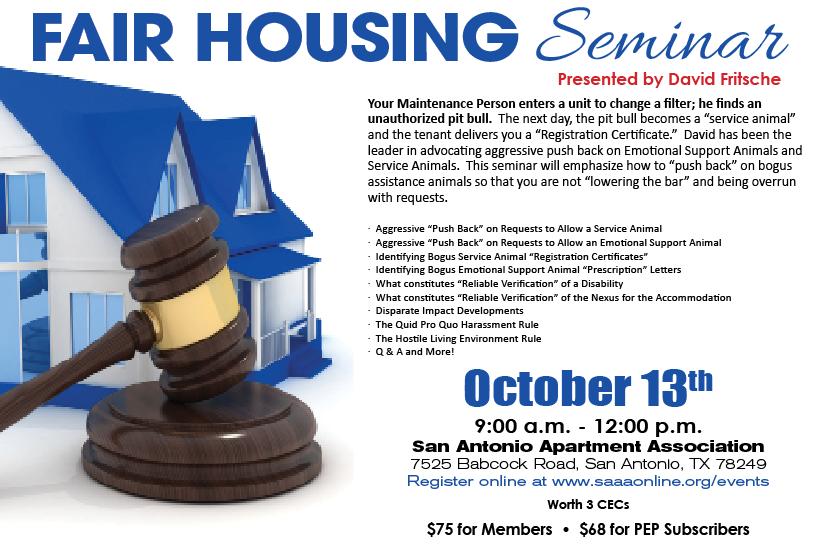 Fair Housing October 2020