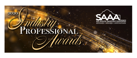 2020 Industry Professional Awards Nominations