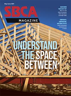 SBCA Magazine Cover May/June