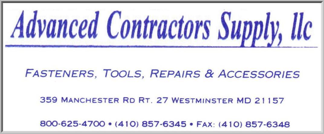 Advanced Contractor's Supply logo