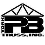 York PB Truss logo