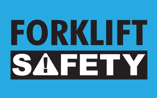 forklift safety logo