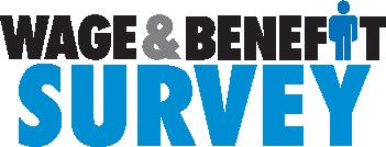 wage and benefit survey logo
