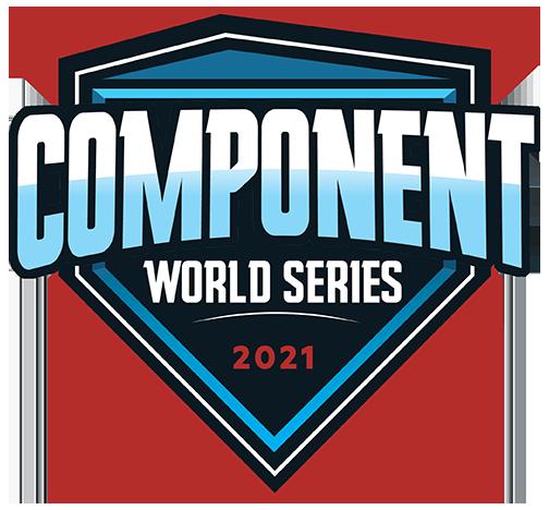 Component World Series BCMC logo