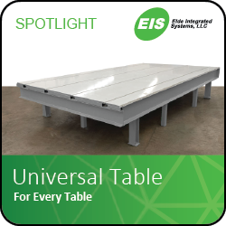 Eide universal table