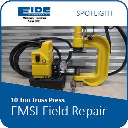 Eide EMSI Field Repair