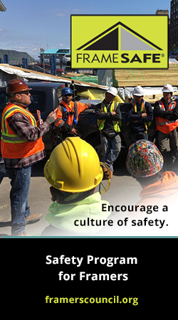 Encourage a culture of safety.