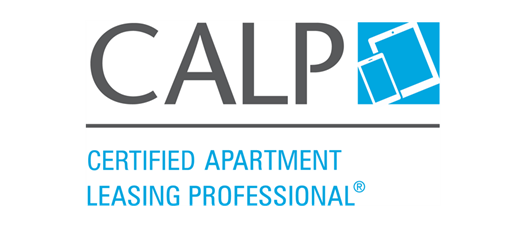 NAA's Certified Apartment Leasing Professional (CALP)