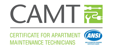 NAA's Certificate for Apartment Maintenance Technicians (CAMT)