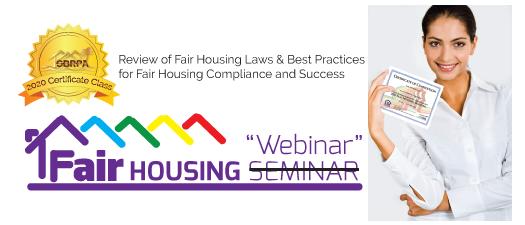 Fair Housing Fundamentals 2021