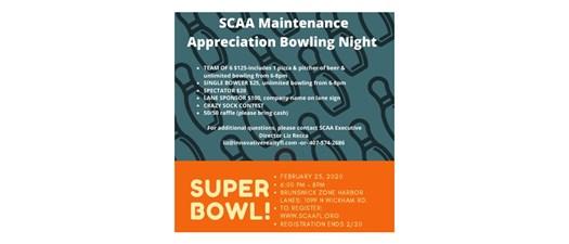 Maintenance Appreciation Super Bowl
