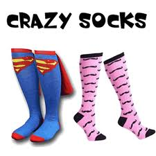Crazy Sock Contest