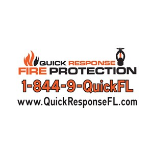 Quick Response Fire Protection