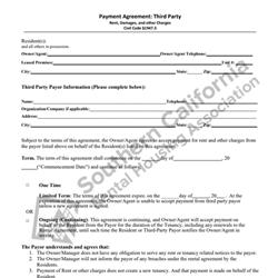 Digital #207Third Party Rental Agreement