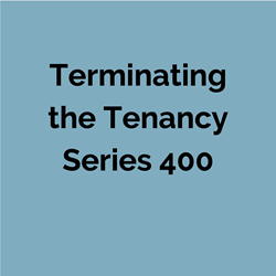 Printed #406 - Notice of Violation of Rental Agreement