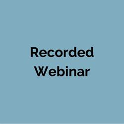 Recorded Webinar Tenant Screening Bootcamp