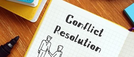 Conflict Resolution Webinar
