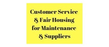 Black Hills Maintenance & Supplier Education
