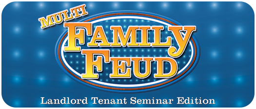 Landlord Tenant Seminar & Board Induction