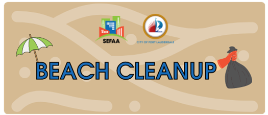 Fort Lauderdale Beach Cleanup