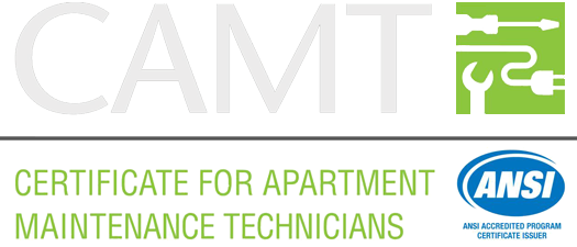 CAMT-Certified Apartment Maintenance Technician