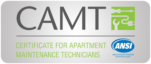 Certified Apartment Maintenance Technician (CAMT) - English