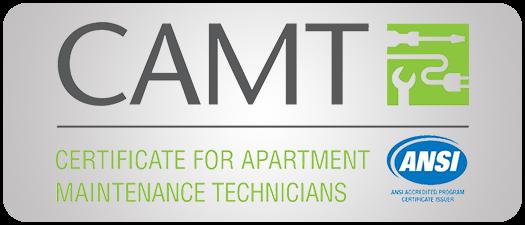 (Postponed) Certified Apartment Maintenance Technician (CAMT) - SPANISH