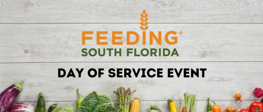 Feeding South Florida - Day of Service Event