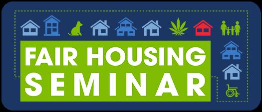 Fair Housing Seminar (WEBINAR)