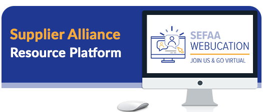Webucation Series: Supplier Alliance Resource Platform