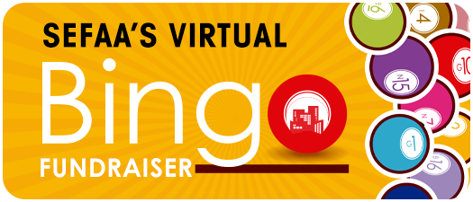 SEFAA's Virtual Bingo Fundraiser