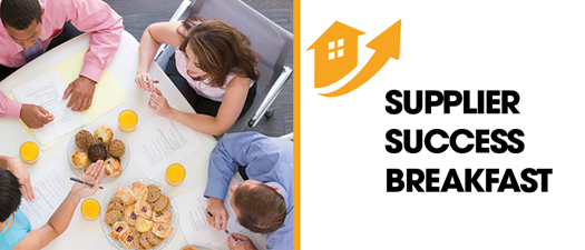 Supplier Success Breakfast