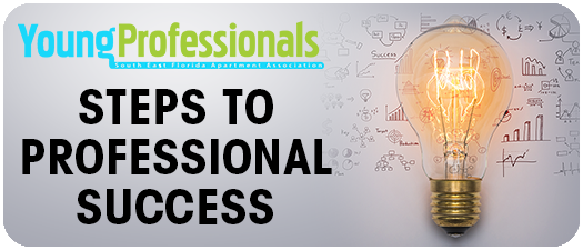 Young Professionals: Steps to Professional Success!