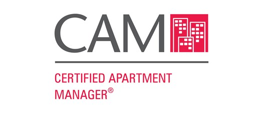 Certified Apartment Manager (CAM) course (SOLD OUT - Wait list available)