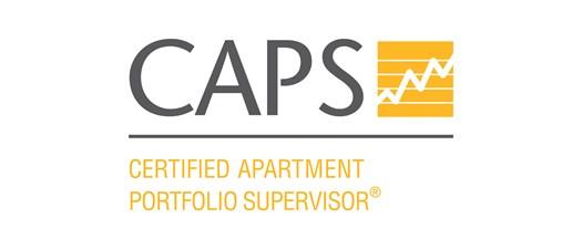 Certified Apartment Portfolio Supervisor CAPS