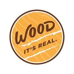 """Wood. It's Real"" Content Sponsor"