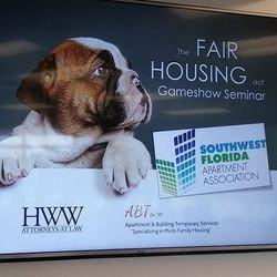 Fair Housing 2019 Sponsorhship