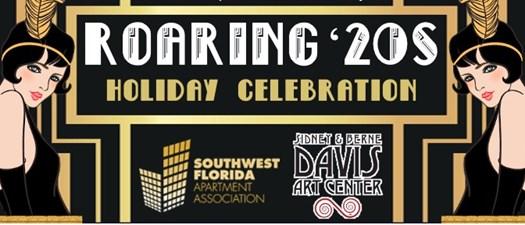 Roaring 20's Holiday Celebration