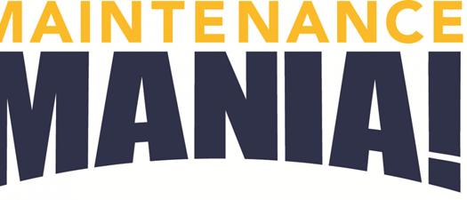 Maintenance Mania 2018