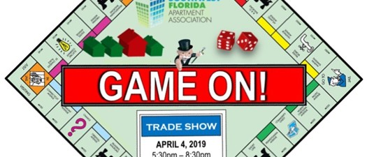 2019 GAME ON Trade Show