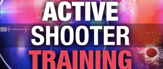 ACTIVE SHOOTER Training- Morning Session