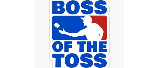2nd Annual Boss of the Toss Cornhole Tournament