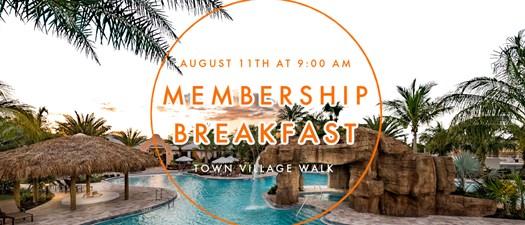 SWFAA Membership Breakfast- Fort Myers