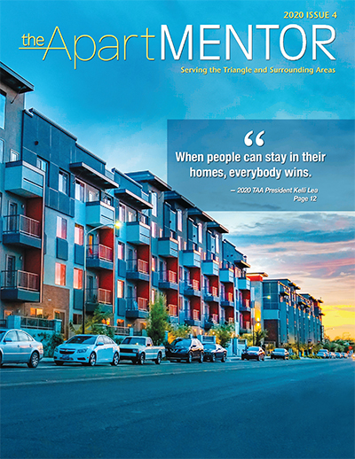 the apartmentor 2020 issue 4 cover