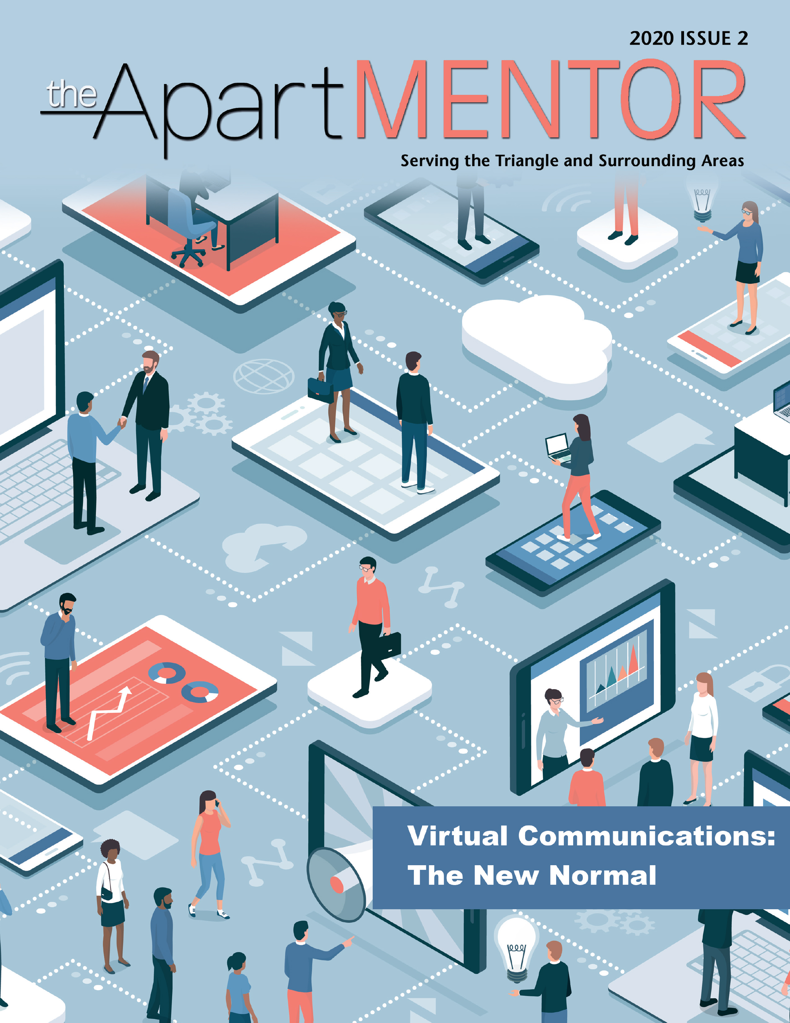 the apartmentor 2020 issue 2 cover